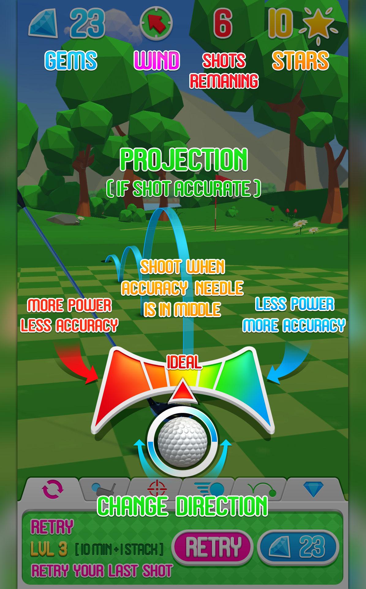 Golf_Planet_Direction