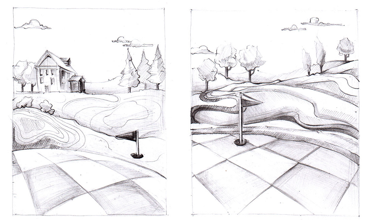 Golf_Planet_location_sketches